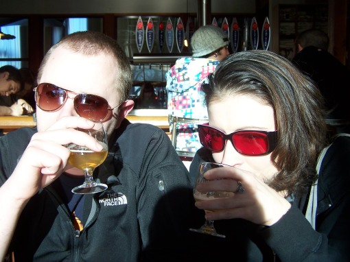 Beer Tasting is Serious Business at New Belgium Brewery